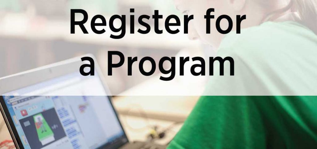 Click here to register for a virtual program!